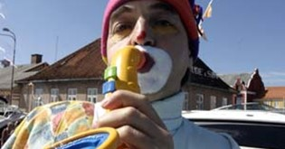 Clown Gallery 2004a
